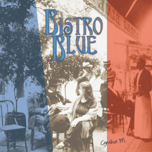 bistro blue - album cover