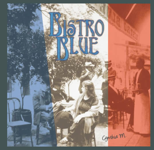 Bistro Blue Album Cover